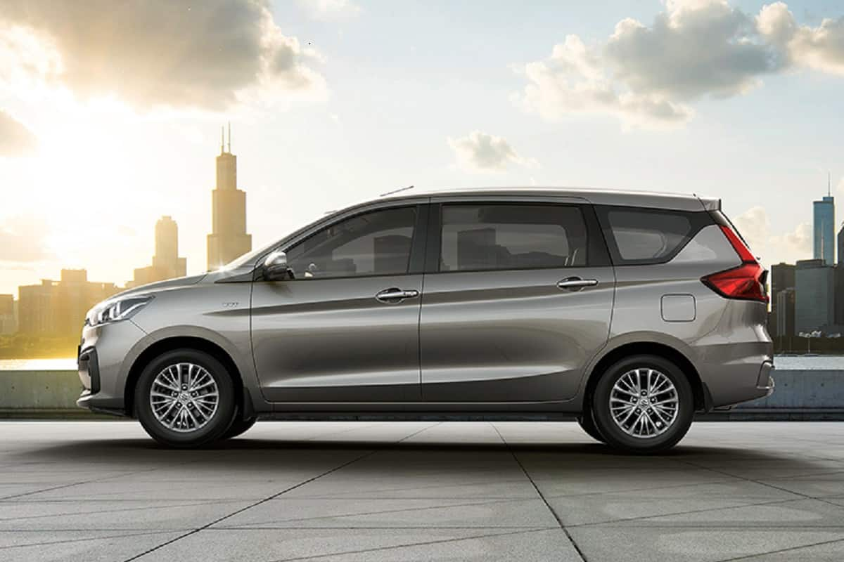 Maruti Suzuki Ertiga Diesel Not On Sale Anymore