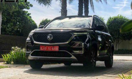 New MG Hector Diesel