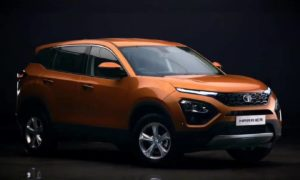 New Tata Harrier