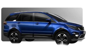 New Tata MPV
