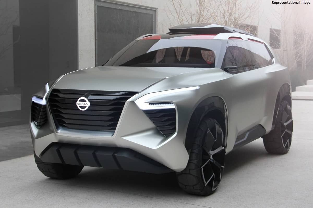 Nissan's Compact SUV to be Based on Triber's Platform – Teased