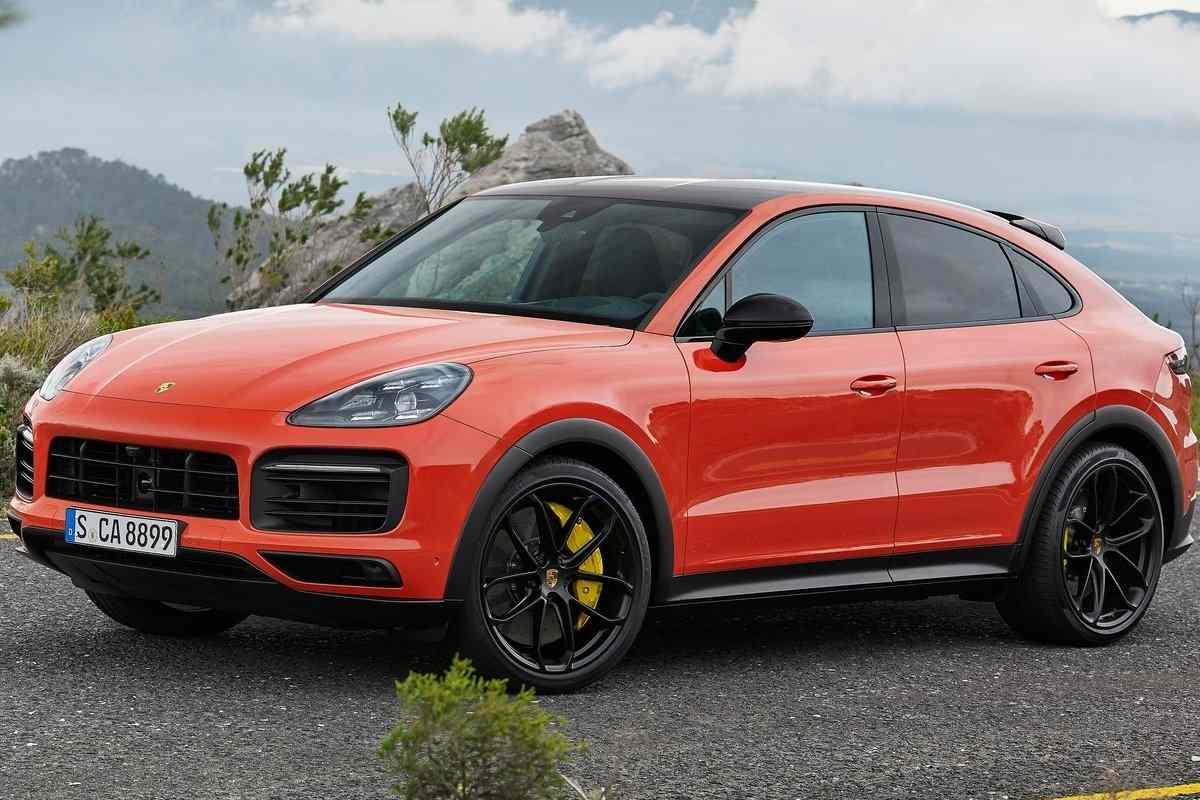 Porsche Cayenne Coupe India Price