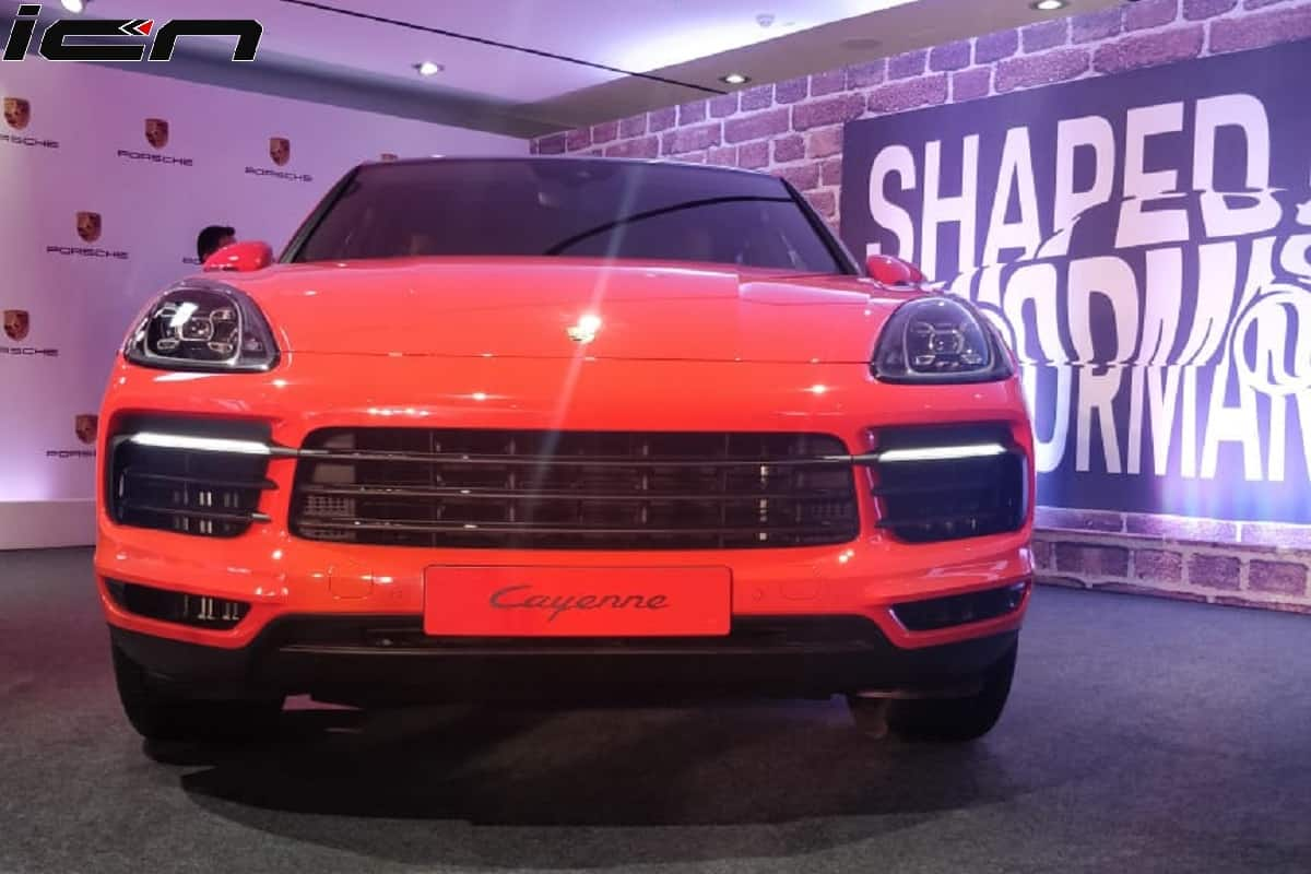 Porsche Cayenne Coupe Launch Price