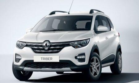 Renault Triber Turbo Variant