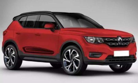 Renault compact SUV