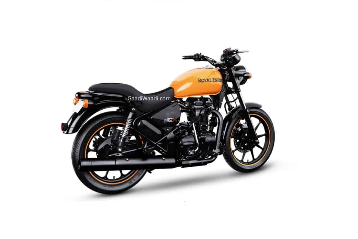 BS6 Royal Enfield Thunderbird 350X Launch, Colour Details Revealed