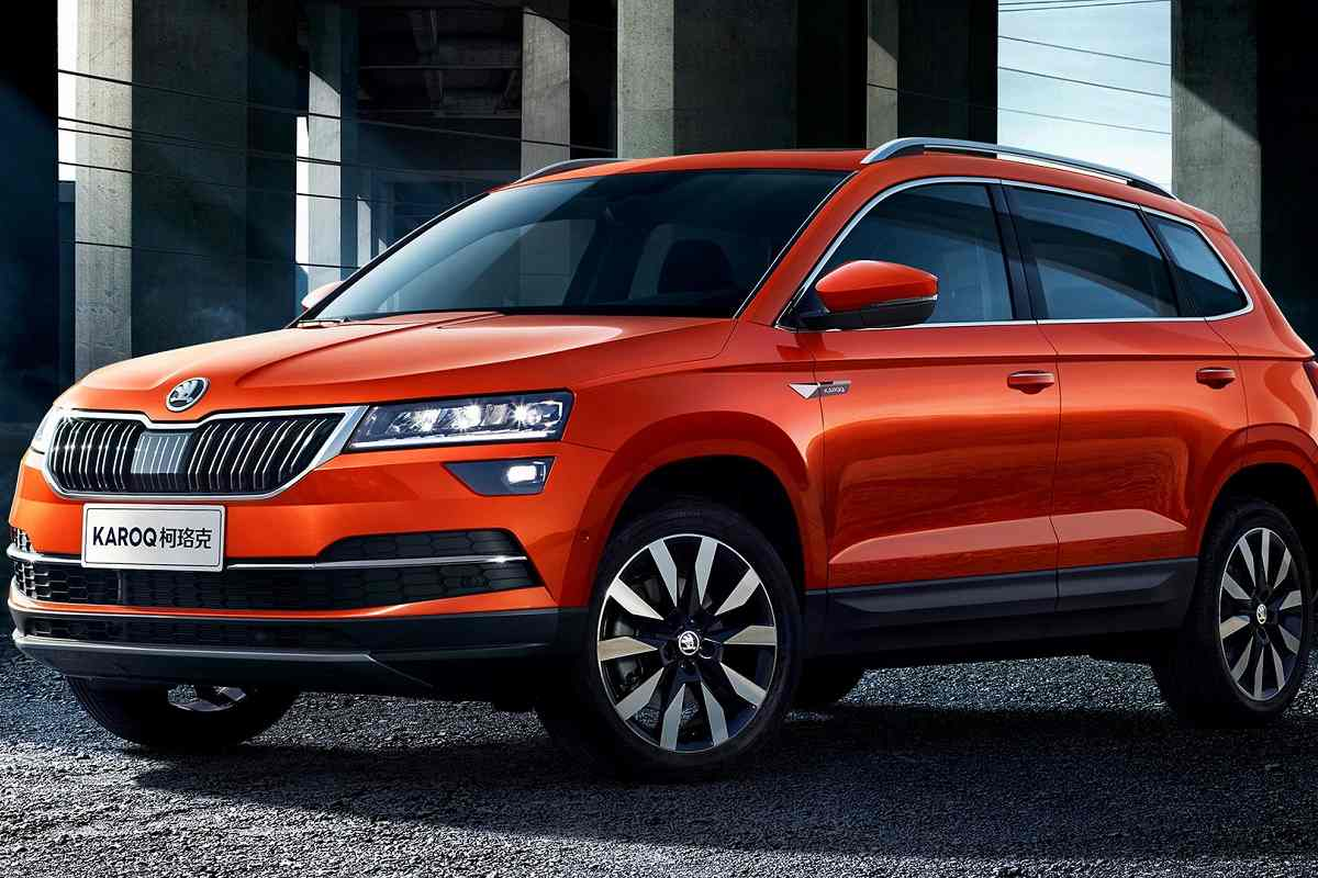Skoda Karoq India Launch