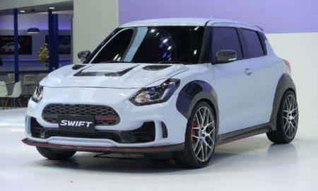 Suzuki Swift Extreme Features