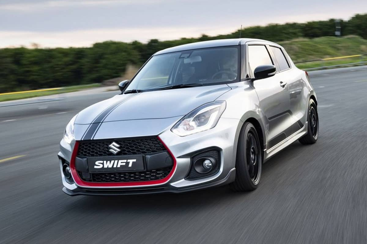 Suzuki Swift Sport Katana Edition To Unveil Next Month
