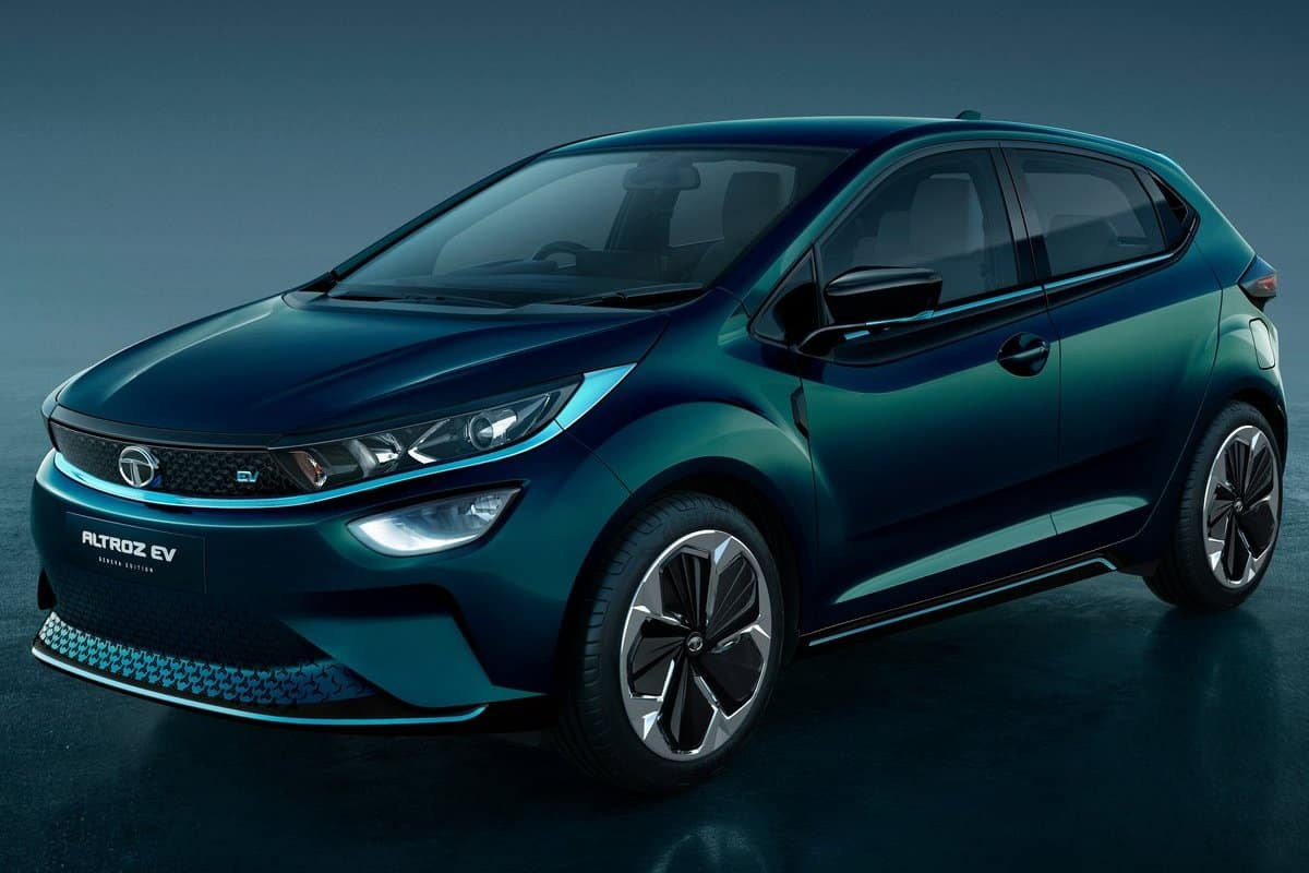 4 Tata Electric Cars To Launch In The Next 2 Years