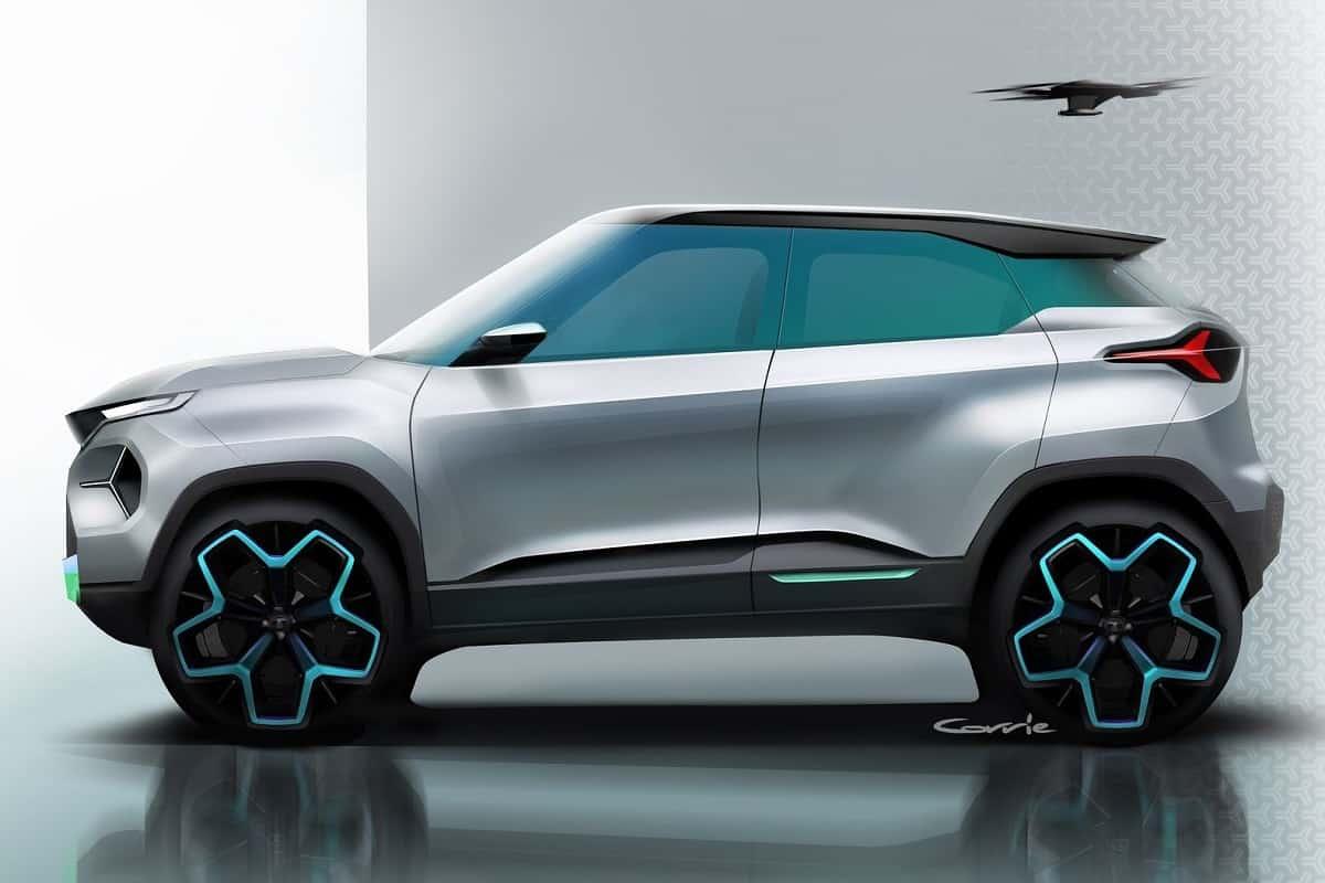 Tata Cars At 2020 Auto Expo