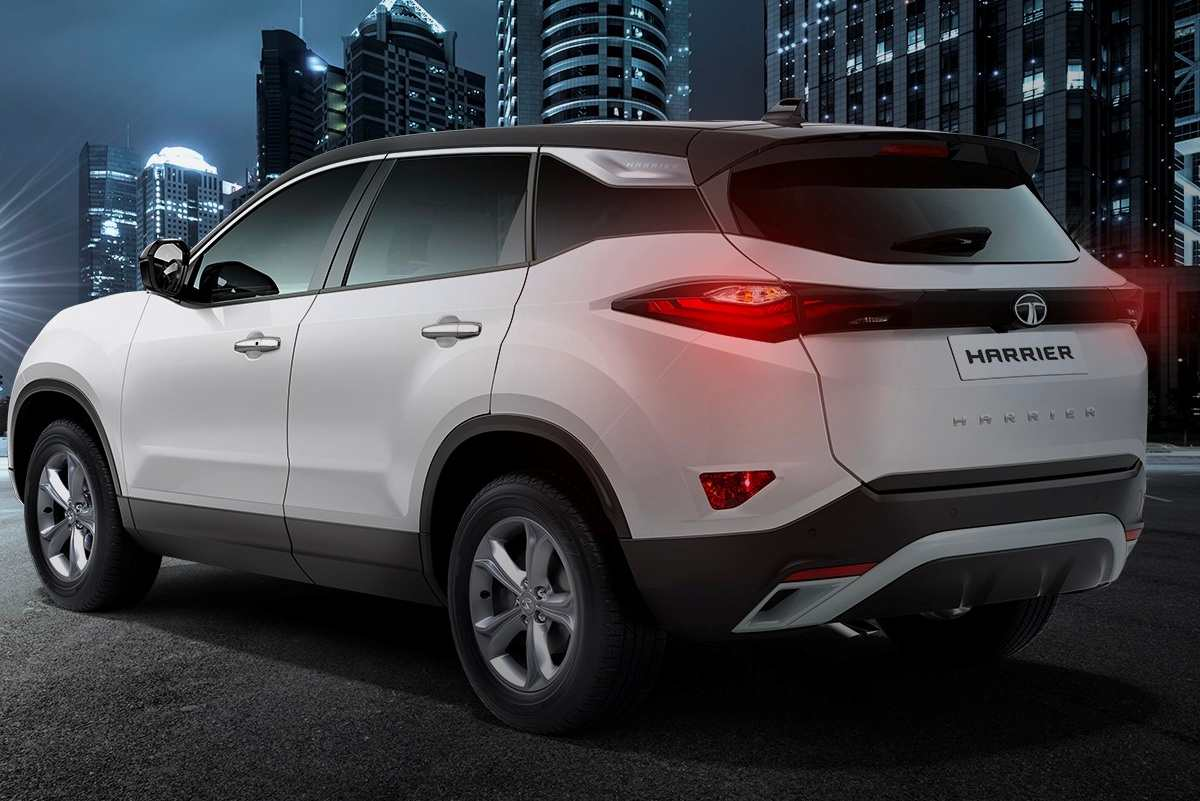 Tata Harrier Discounts