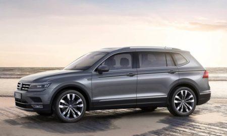 Volkswagen Tiguan Allspace India Launch