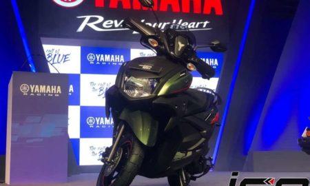 Yamaha Ray 125 Features