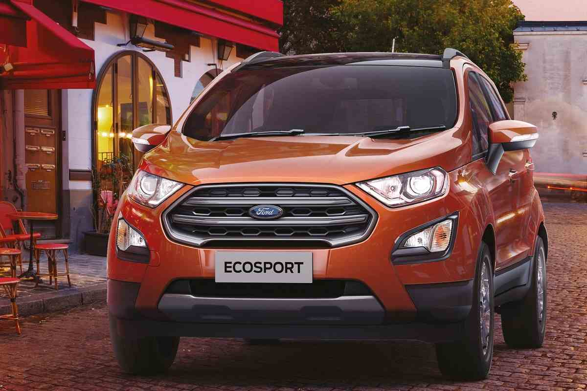 2020 Ford EcoSport BS6