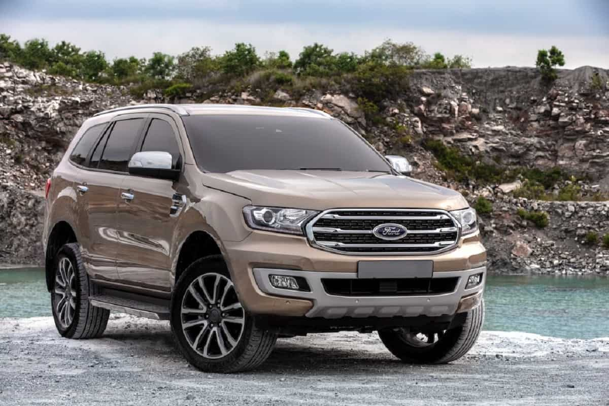 2020 Ford Endeavour single turbo