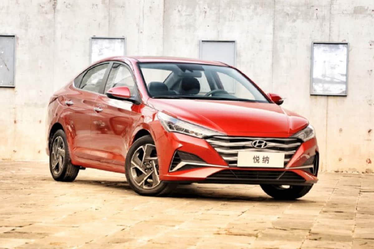 2020 Hyundai Verna India