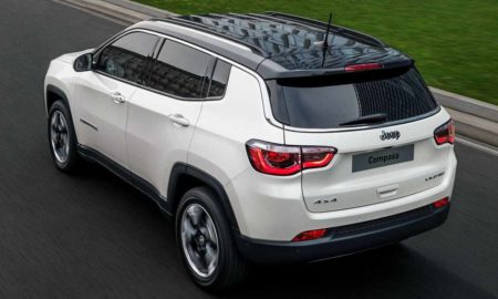 2020 Jeep Compass facelift Launch Price
