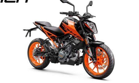 2020 KTM 200 Duke BS6 Price