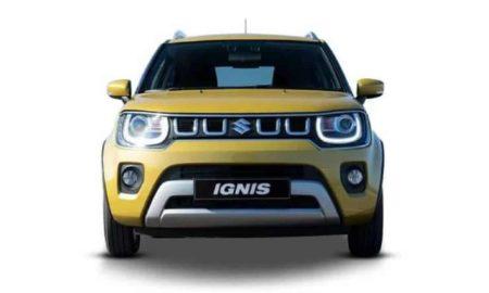 2020 Maruti Ignis Facelift Launch