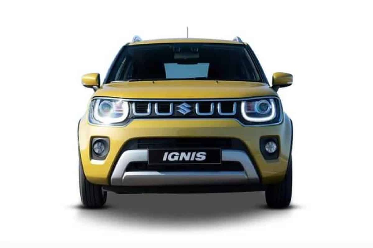 2020 Maruti Ignis Facelift Launch