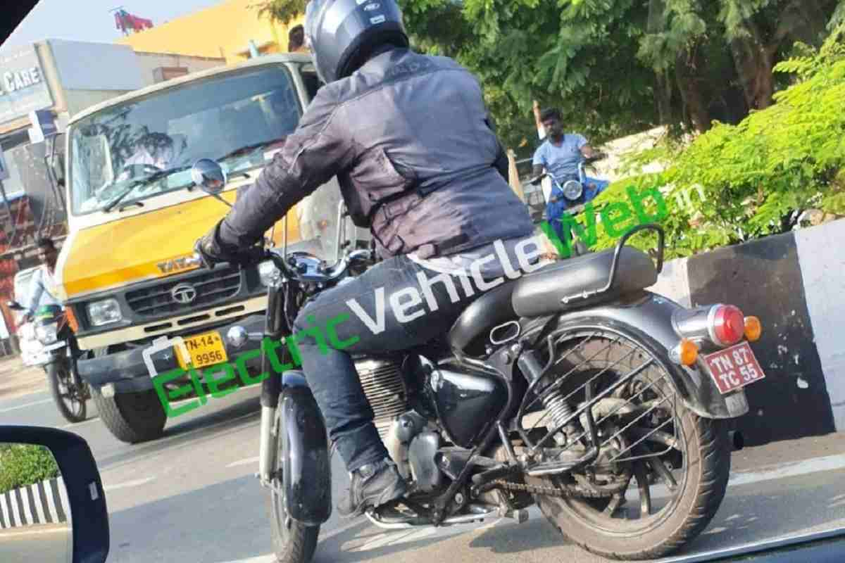 All-New Royal Enfield Classic 350 To Get Alloy Wheels, Wind Deflector
