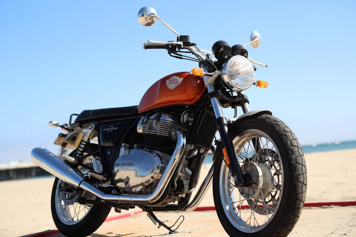 2020 Royal Enfield Interceptor BS6