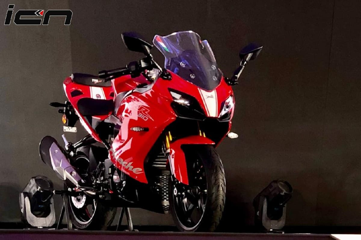 New TVS-BMW Motorcycle to be launched in 2021