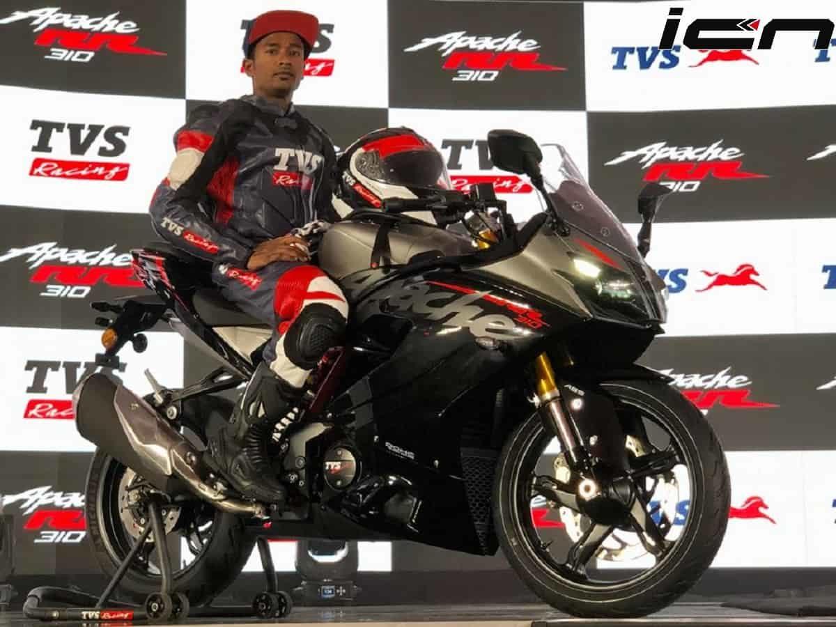 2020 TVS Apache RR 310 Price