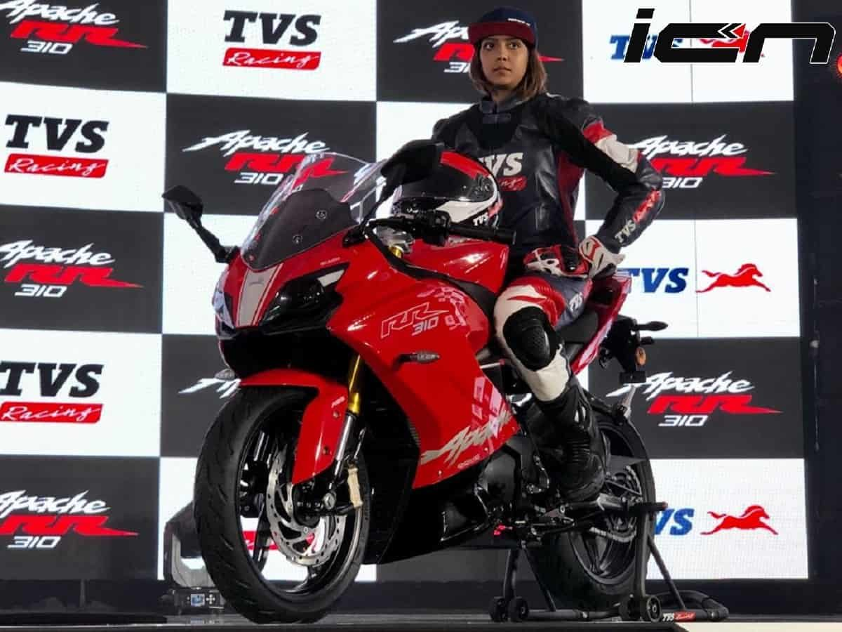 2020 TVS Apache RR 310 BS6 Launched; Gets Pricier by Rs 12,000