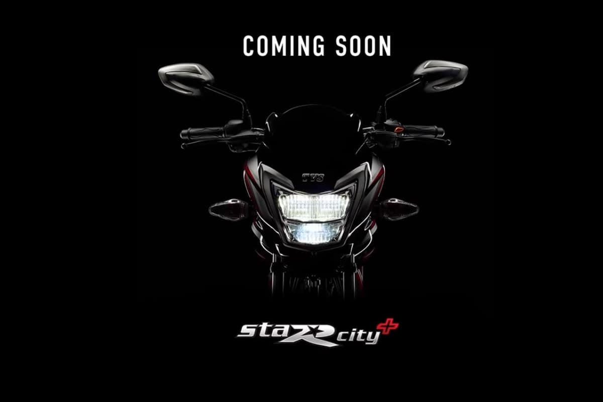2020 TVS Star City Plus BS6