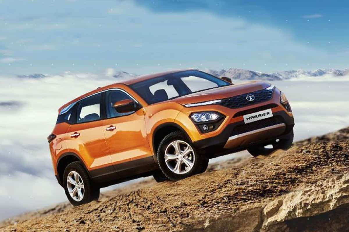 2020 Tata Harrier BS6 Prices