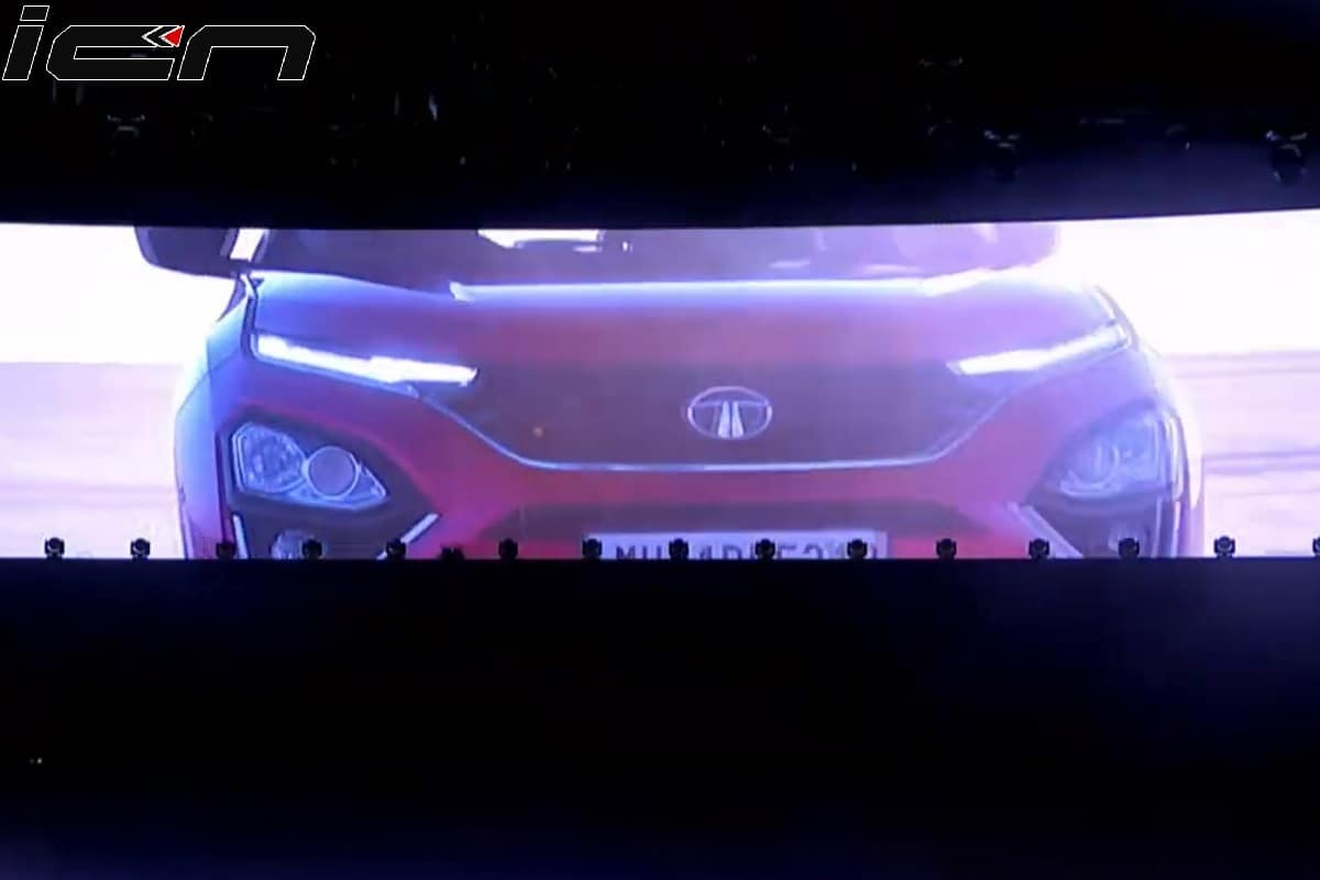 BS6 Tata Harrier Teased; Gets Sunroof, New Alloys and Colours