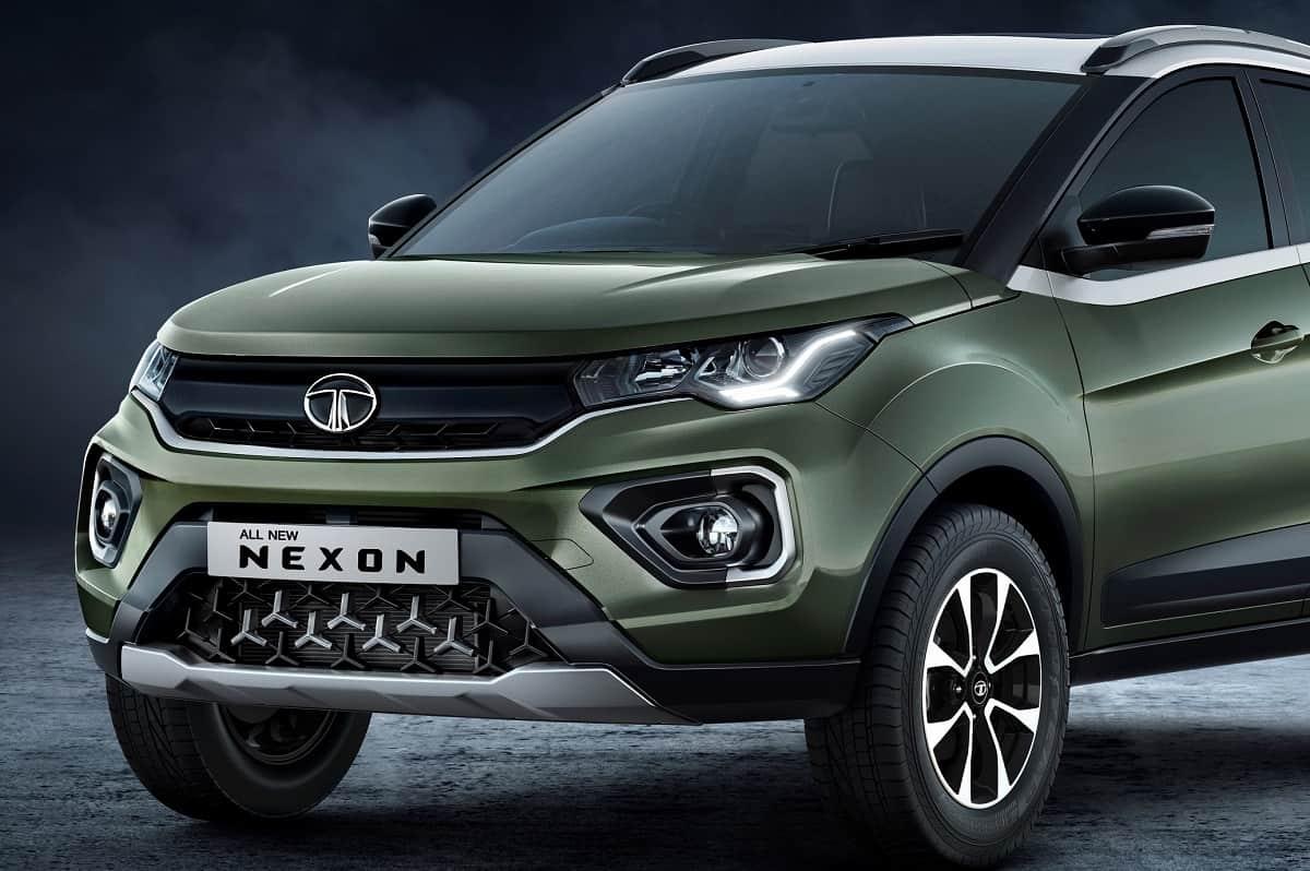 2020 Tata Nexon BS6