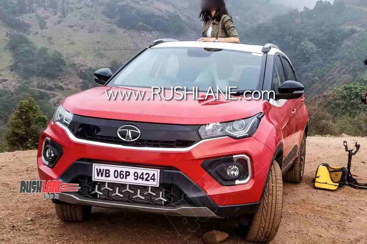 2020 Tata Nexon Facelift TVC
