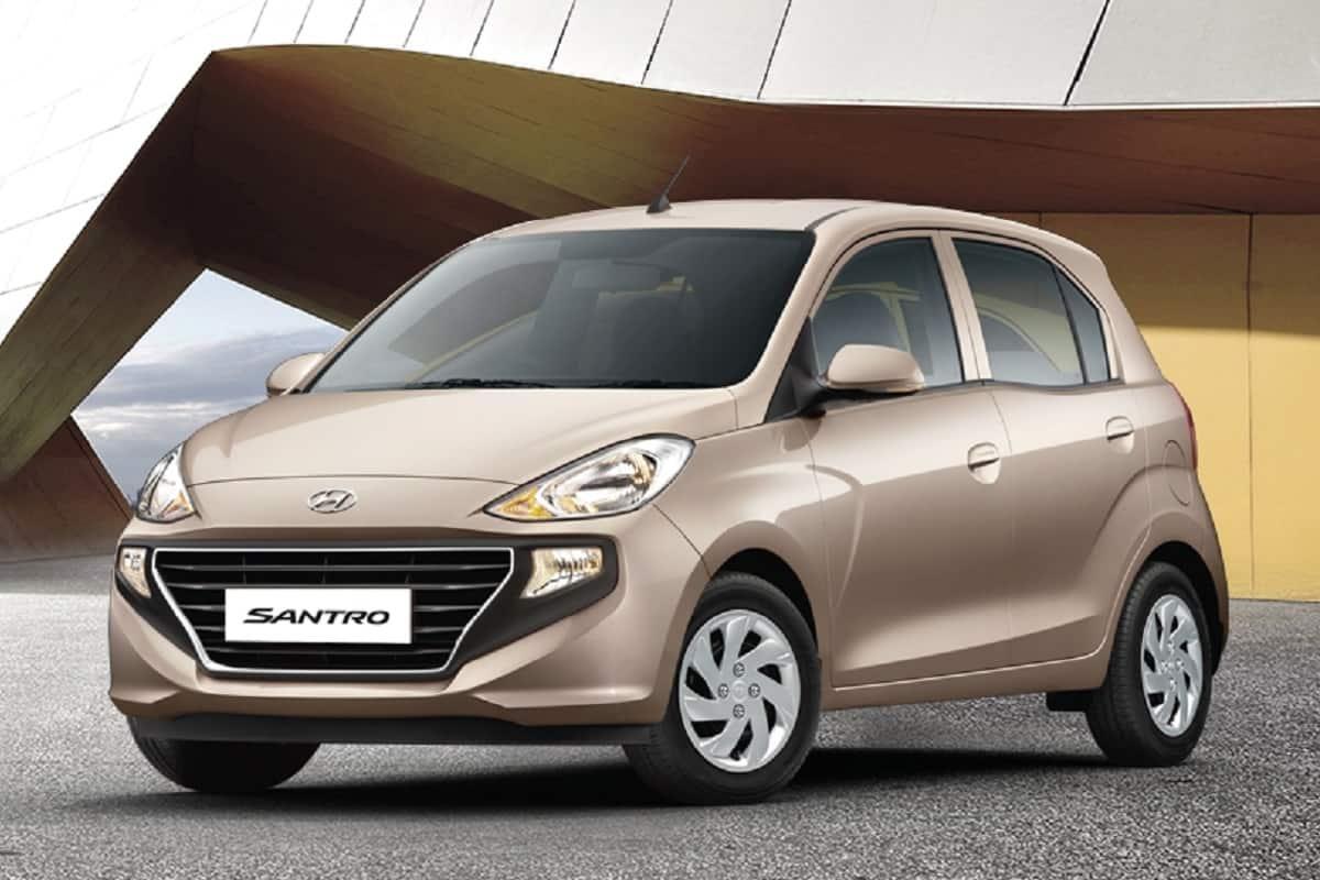 BS6 Hyundai Santro Prices