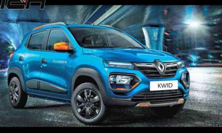 BS6 Renault Kwid