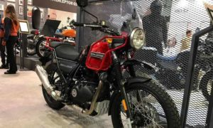 BS6 Royal Enfield Himalayan Launch