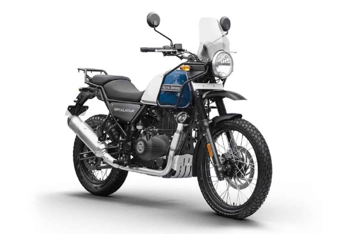 2020 Royal Enfield Himalayan BS6 Launch Price Rs 1.89 Lakh