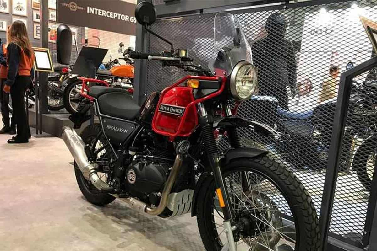 2020 Royal Enfield Himalayan BS6 Prices Leaked