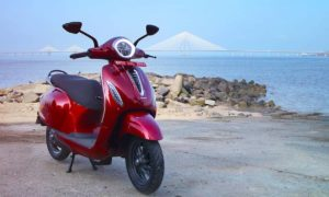 Bajaj Chetak Premium