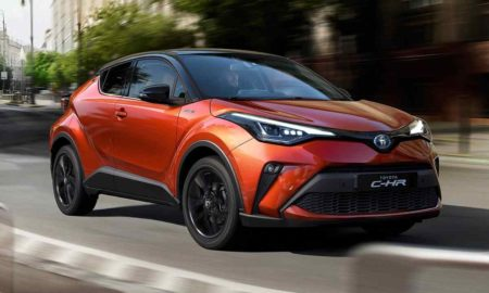 C-HR Crossover Launch