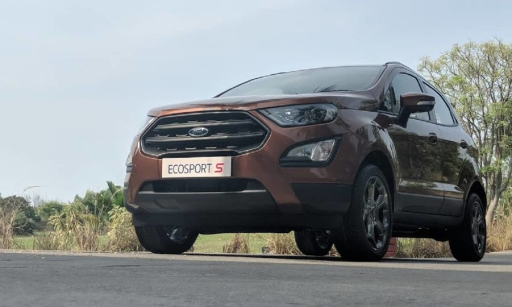 Ford EcoSport 1.0L EcoBoost Variant Discontinued - IndiaCarNews thumbnail