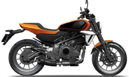 Harley Davidson 338cc bike_1