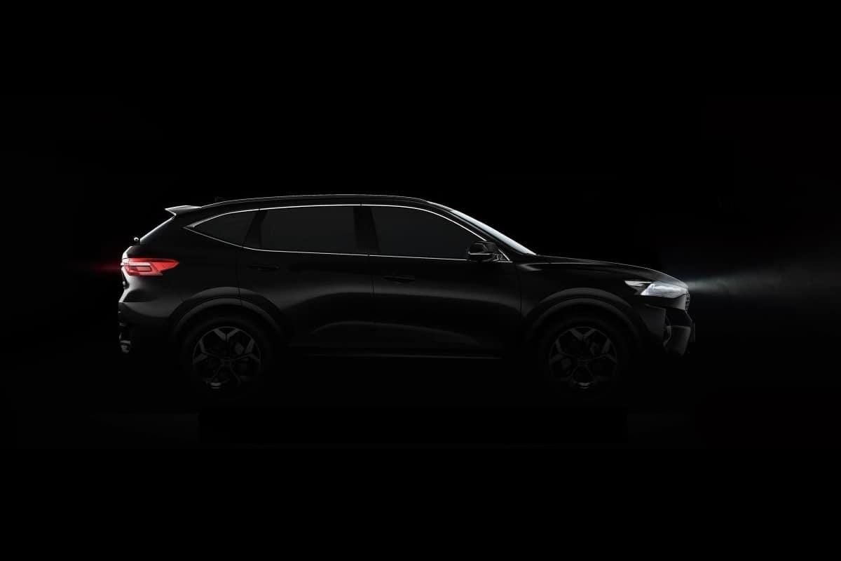 Haval Concept H - Auto Expo