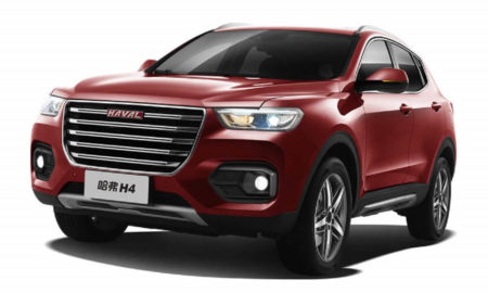 Haval H4 SUV India Front