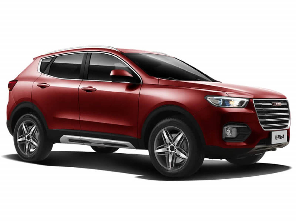 Haval H4 SUV – Hyundai Creta rival is coming to India