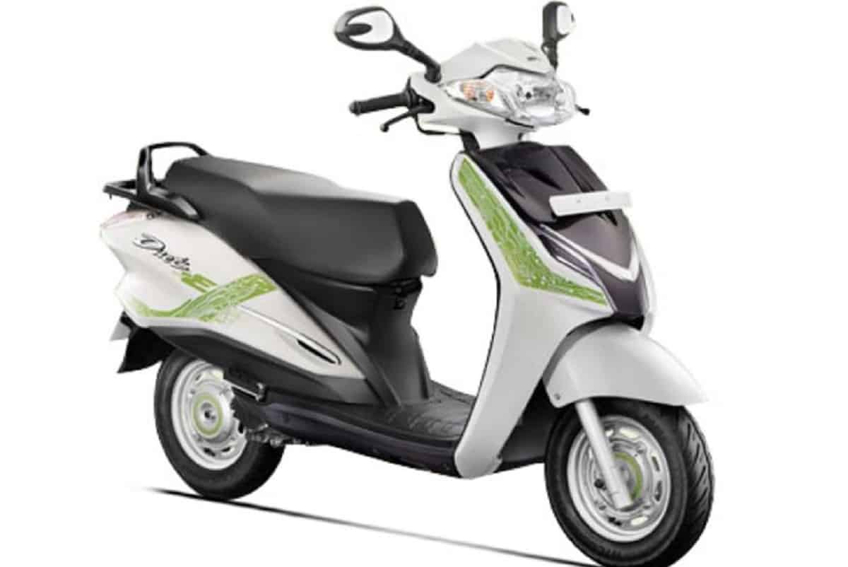 Hero Duet E electric scooter