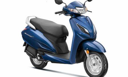 Honda Activa 6G Details