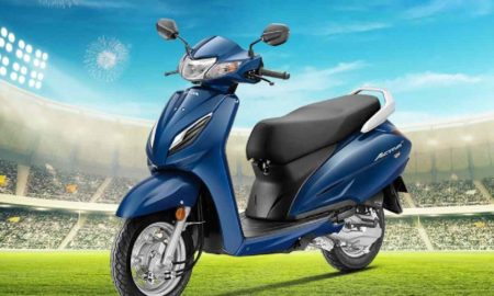 Honda Activa 6G Engine